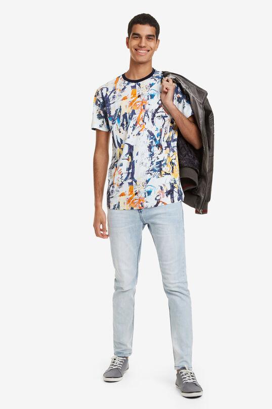 Abstract T-shirt Arnau | Desigual