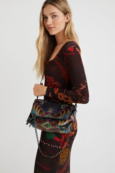 Sling bag paisley   Desigual