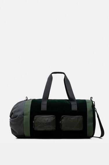 Cylindrical sport bag | Desigual