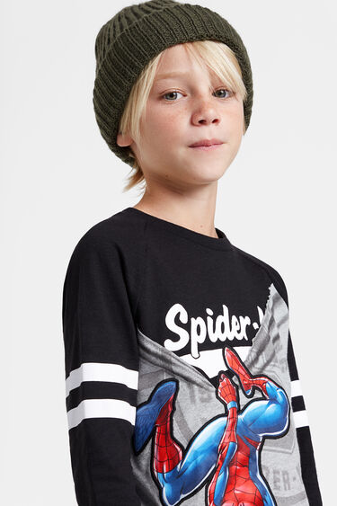 T-shirt coton Spiderman | Desigual