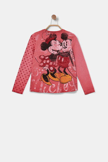 T-shirt met lange mouwen Minnie Mouse | Desigual