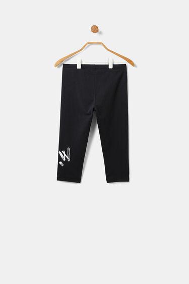 Slim leggings knee-length | Desigual