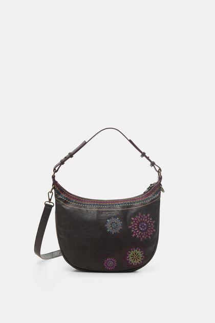 Half-moon bag bellows