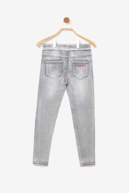 Pantalon à empiècements à paillettes | Desigual