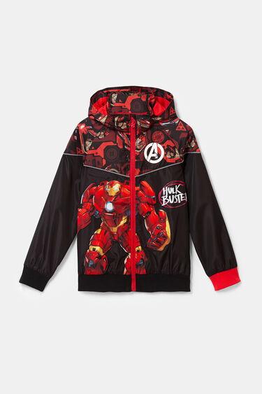 Iron Man-jack met capuchon | Desigual