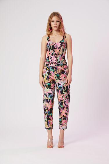 Bodysuit floral print | Desigual