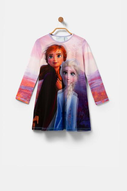 Robe Frozen évasée