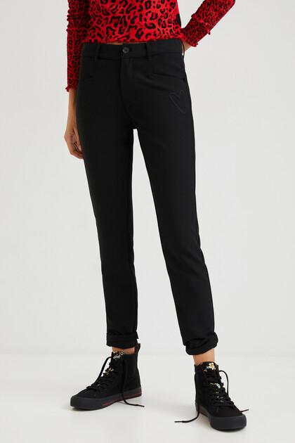 Pantalon long slim