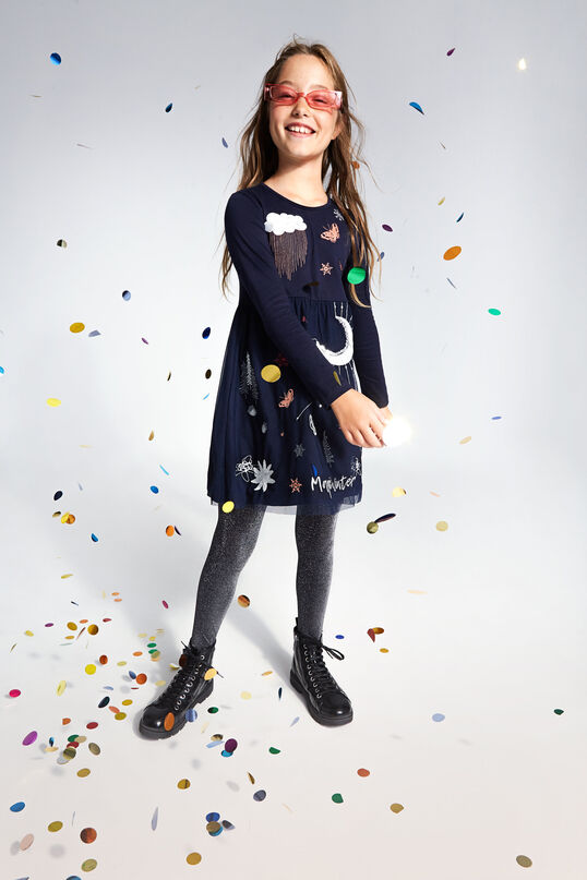 Magic winter dress | Desigual