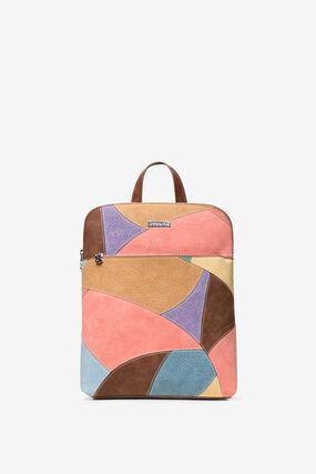 PU Patches Backpack Jackie Nanaimo