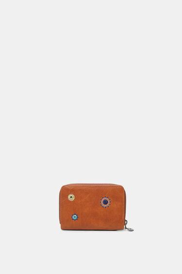 Portemonnaie Mandalas Pailletten | Desigual