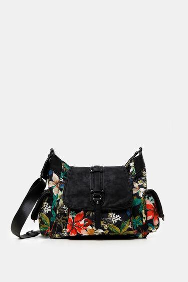 Arty floral bag | Desigual