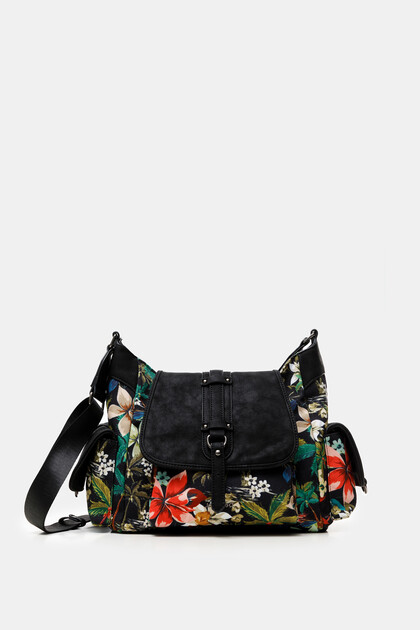Bolso floral arty