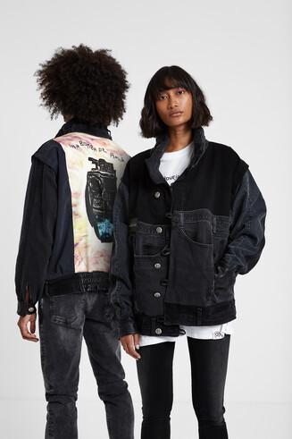 """Iconic jacket """"Una bomba de amor"""""""