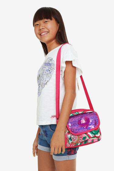 Reversible Sequins Bag Kenepa | Desigual
