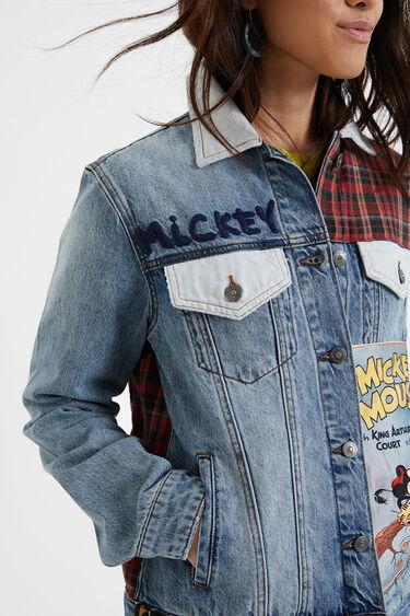 Veste en jean Mickey | Desigual