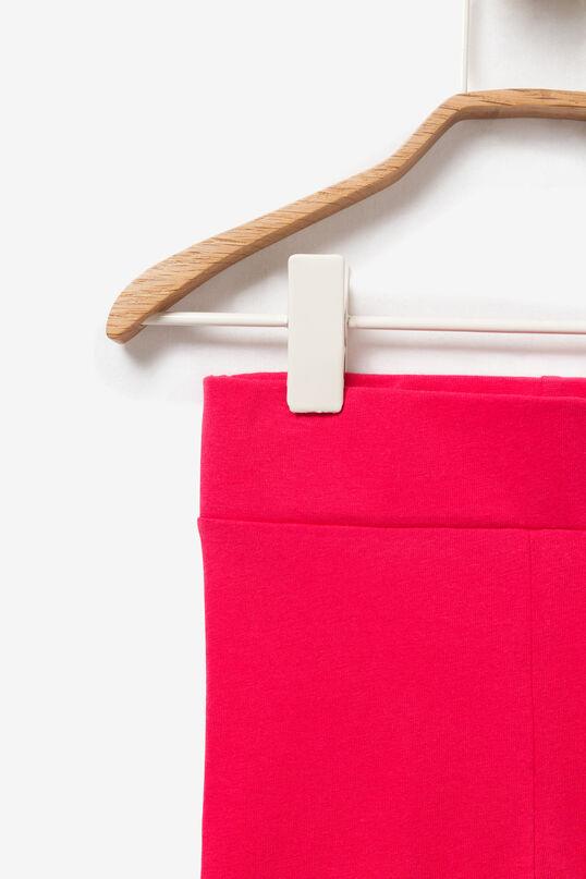 Abad Pink Leggings | Desigual