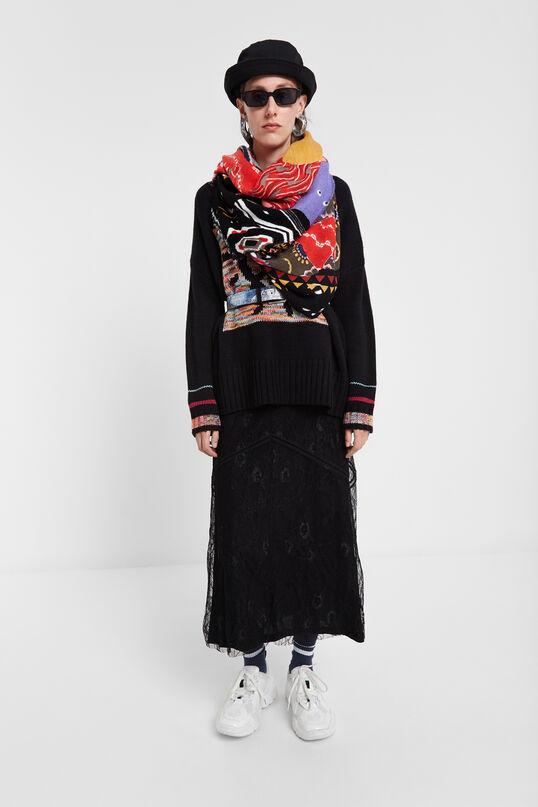 Fulard ètnic boho | Desigual