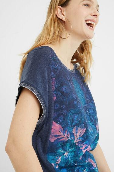 T-shirt mandala clous | Desigual