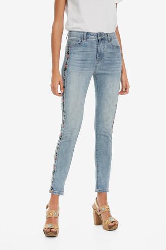 Skinny jeans bies Olimpia
