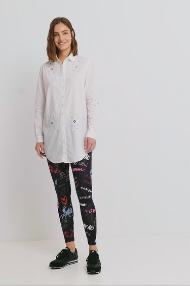 Arty long leggings | Desigual