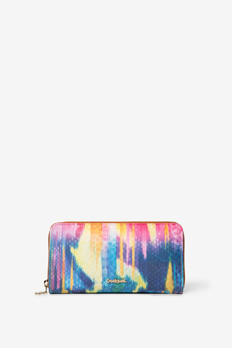 Multicolour Purse Carabela Fiona