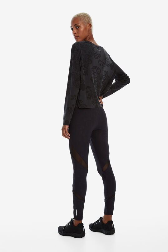 Kurze Jacke aus Cupro | Desigual