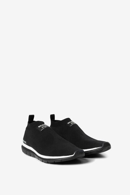 Sock sneaker monogram