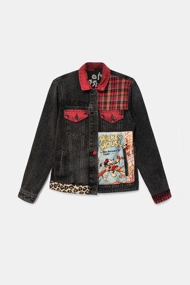 Mickey Mouse denim jacket | Desigual