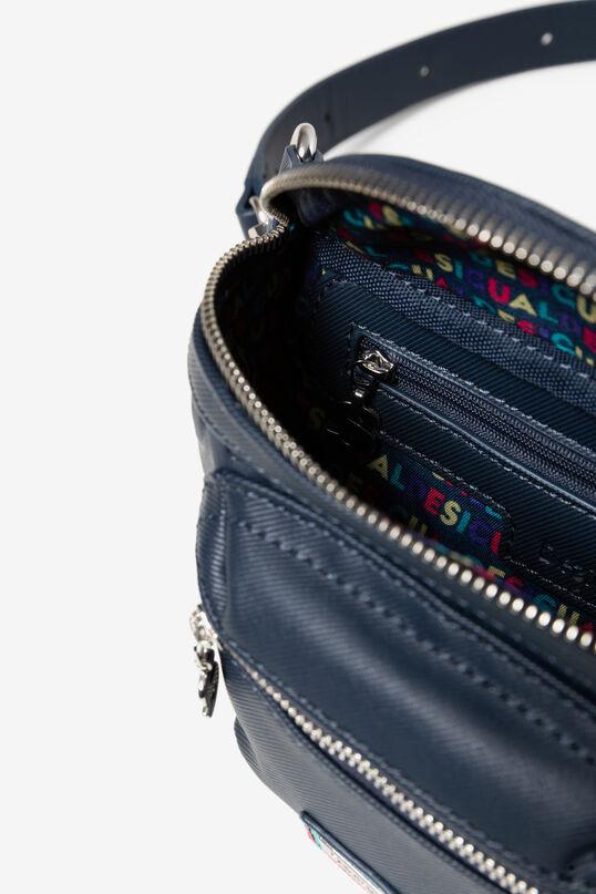 Yellow Bum Bag with Keyring Colorama | Desigual