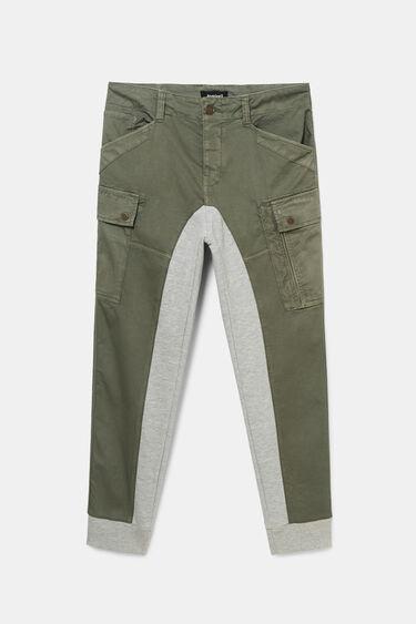 Cargo trousers hybrid | Desigual