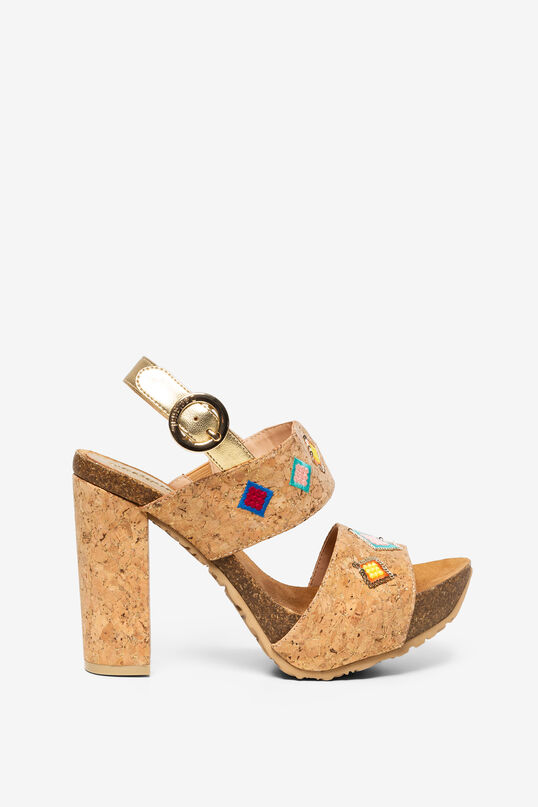 High heeled shoes Carioca Diamond | Desigual