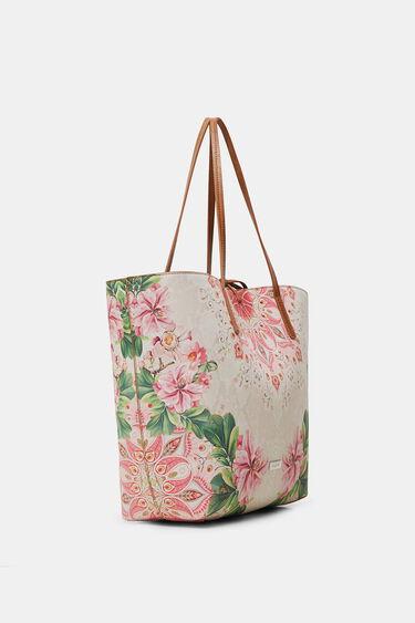 Shopping bag réversible 3 en 1   Desigual