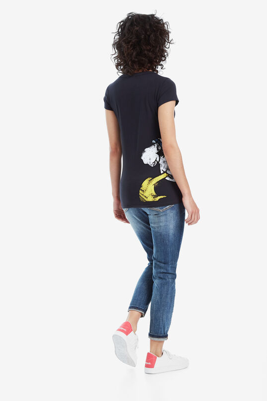 Blue Donald Duck T-Shirt | Desigual