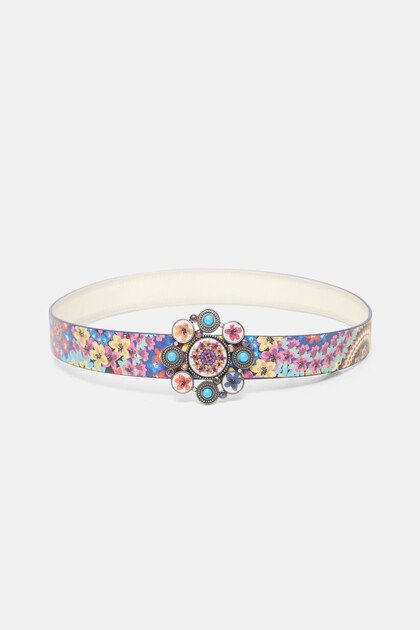 Reversible belt mandalas