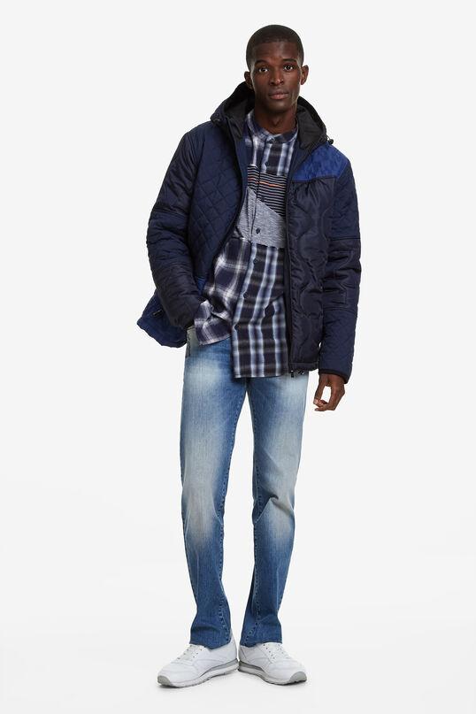 Padded down jacket | Desigual