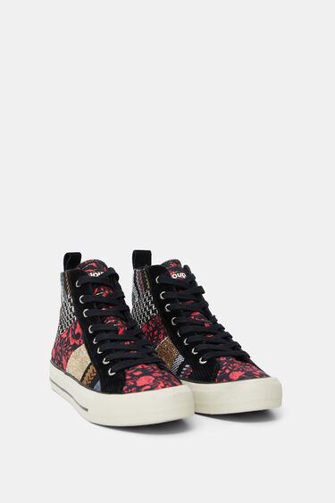 Jewel Hi-top sneakers | Desigual
