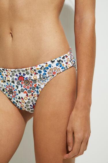 Bikini bottom hem | Desigual