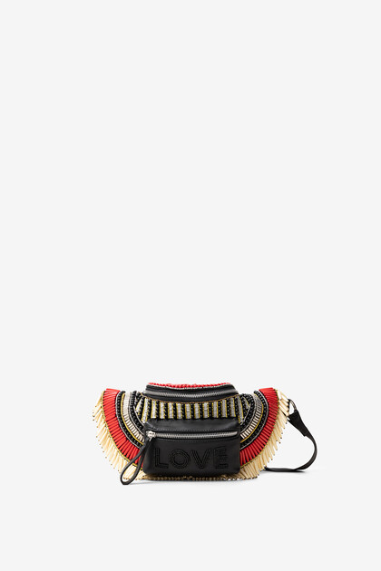 Bum bag Masai inspiration and LOVE