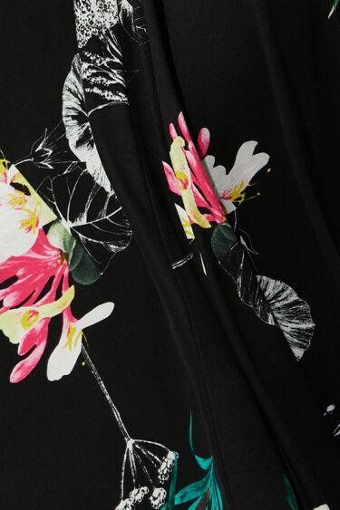 Vestido tirantes flores | Desigual
