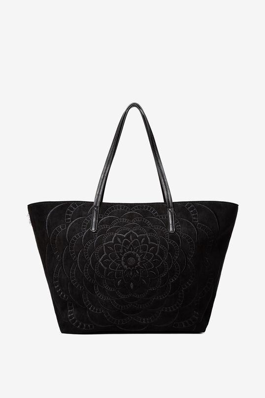 Embroidered mandalas bag | Desigual