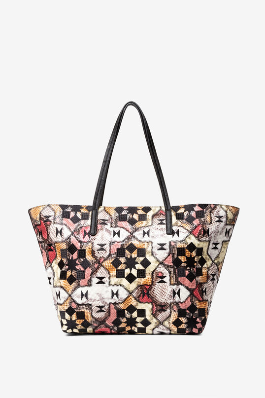 Arty mosaic bag | Desigual