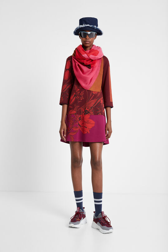 Logomaniac studs foulard | Desigual