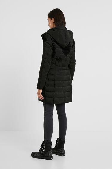 Jaqueta enconxada slim | Desigual