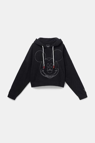 Mickey Mouse monogram sweatshirt | Desigual