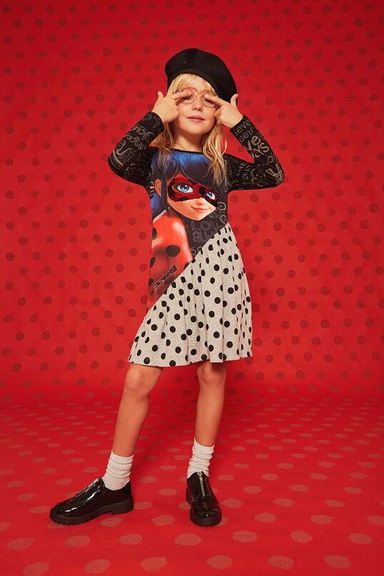 Ladybug fit 'n' flare dress | Desigual