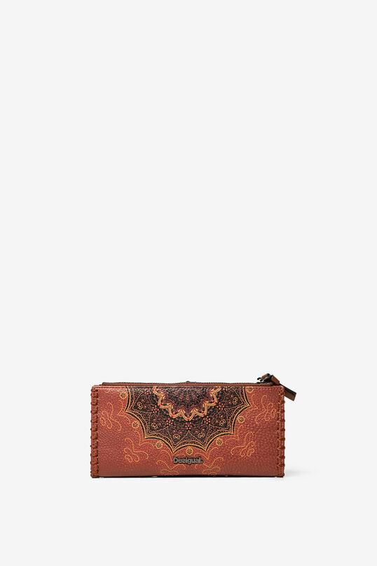 Long mandala purse | Desigual
