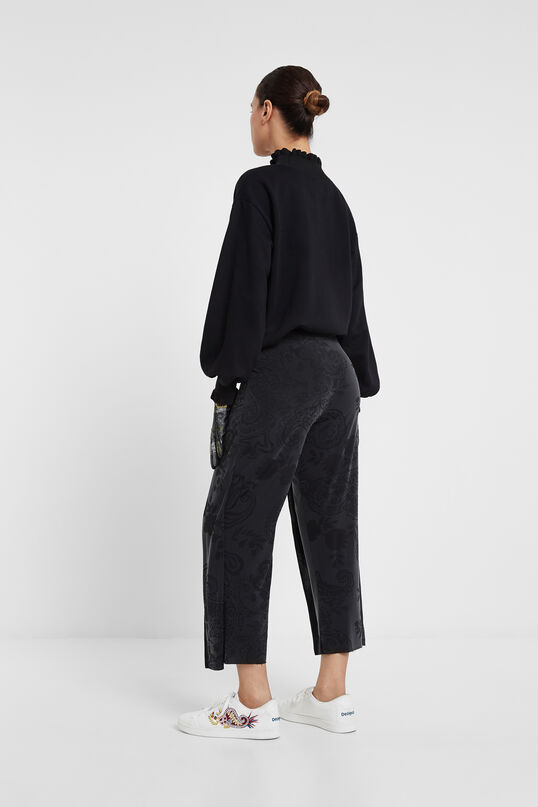 Pantalons amples fluids   Desigual