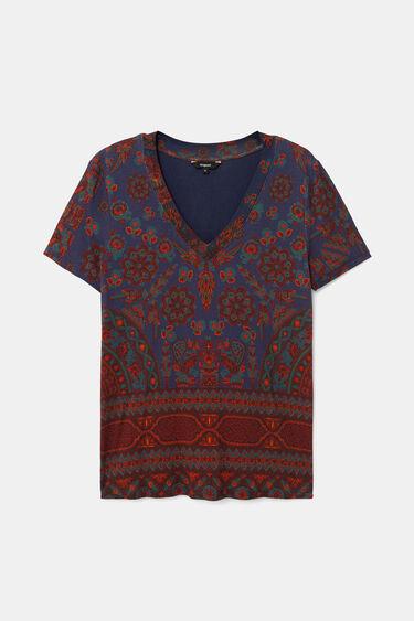 Slim boho T-shirt | Desigual