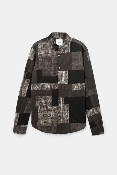 Slim casual shirt | Desigual